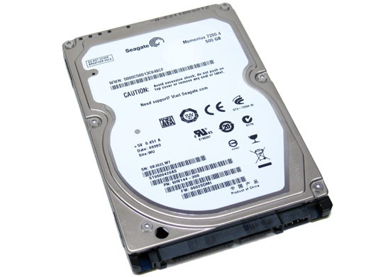 recuperation donnee disque dur seagate